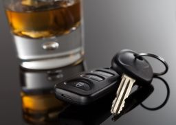 Alcohol and car keys - DUI Defense